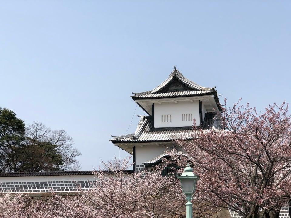 加賀百萬石的城池 金澤城