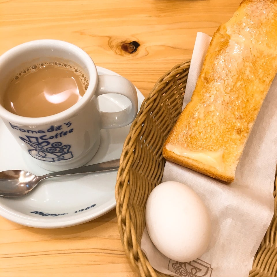 KOMEDA咖啡