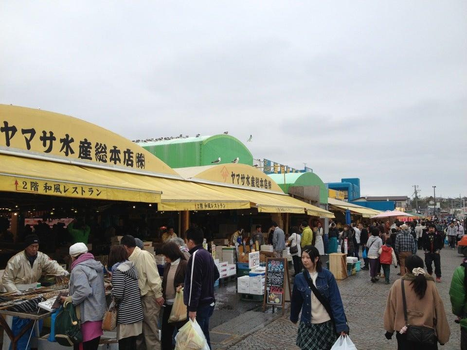 那珂湊魚市場1