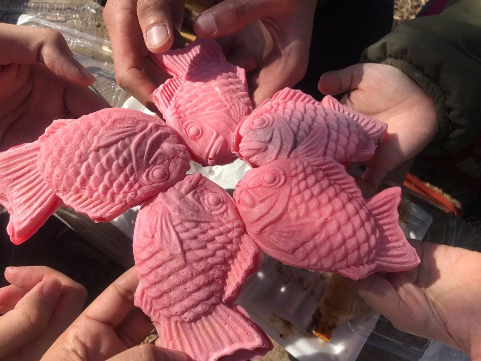 櫻花鯛魚燒