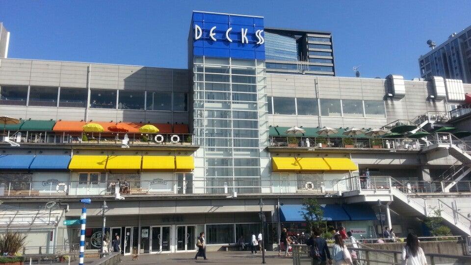 DECKS東京Beach