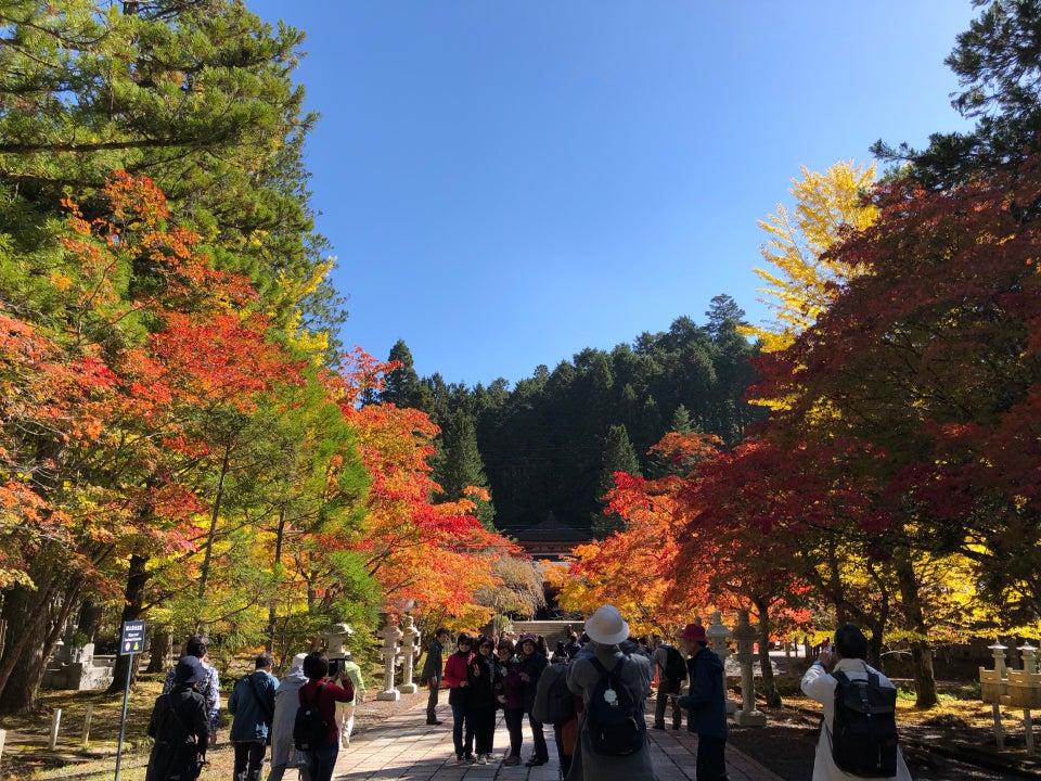 高野山奧之院