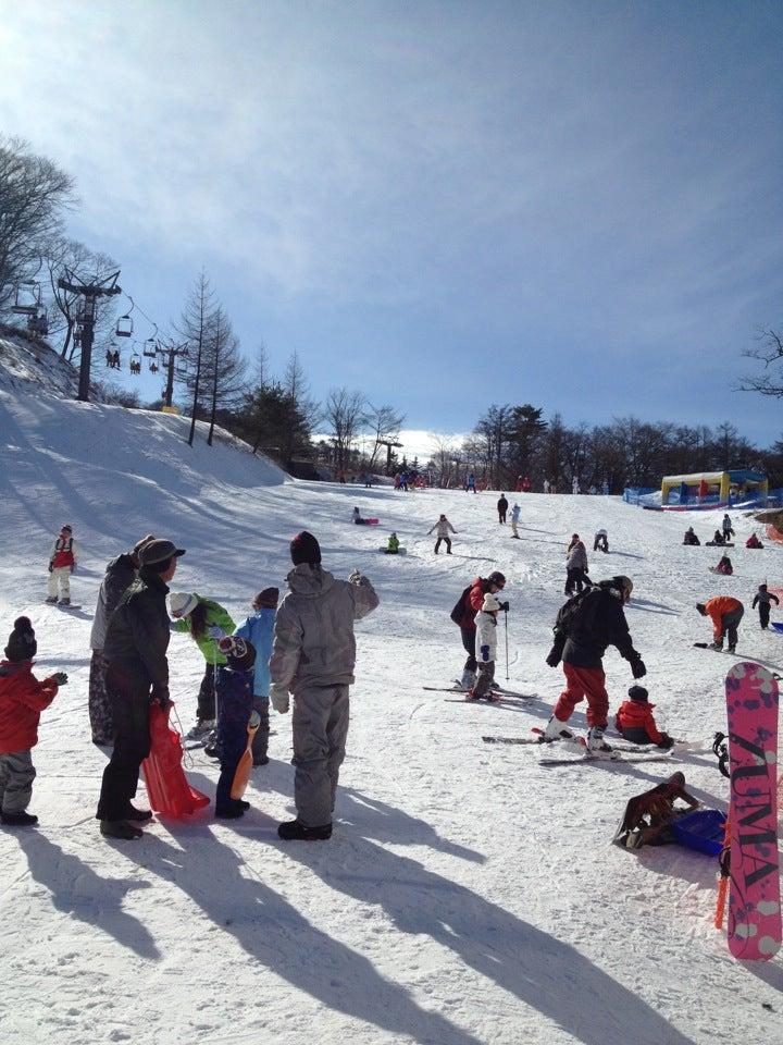 輕井澤王子大飯店滑雪場