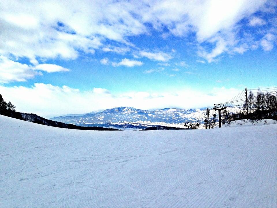 野澤溫泉滑雪場