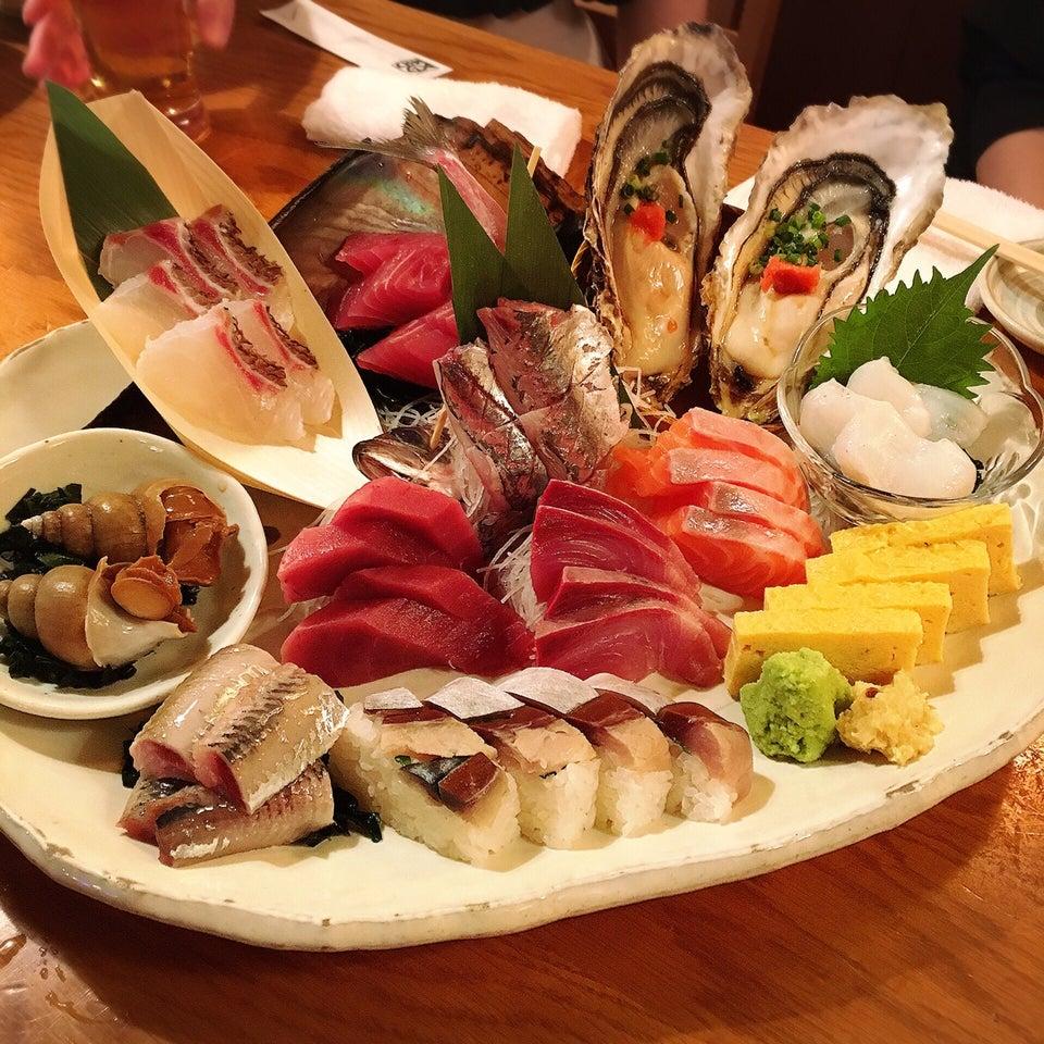 魚金 居酒屋