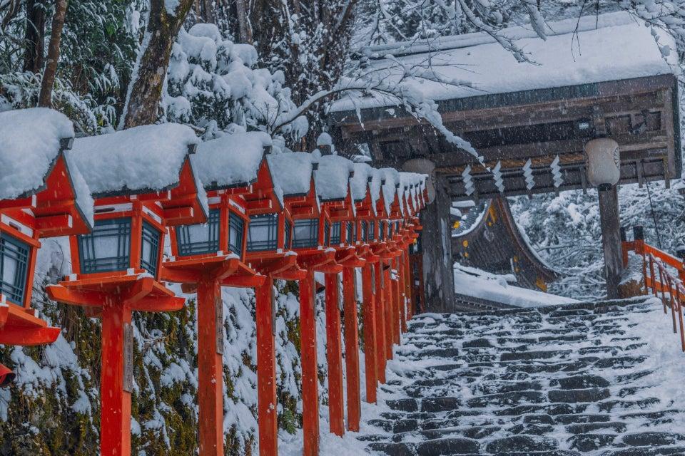 貴船神社(鞍馬)