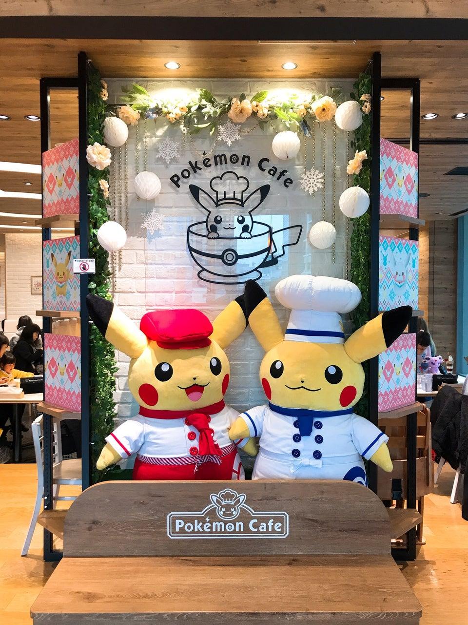 精靈寶可夢餐廳 日本橋