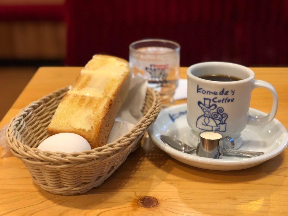 KOMEDA咖啡館 博多