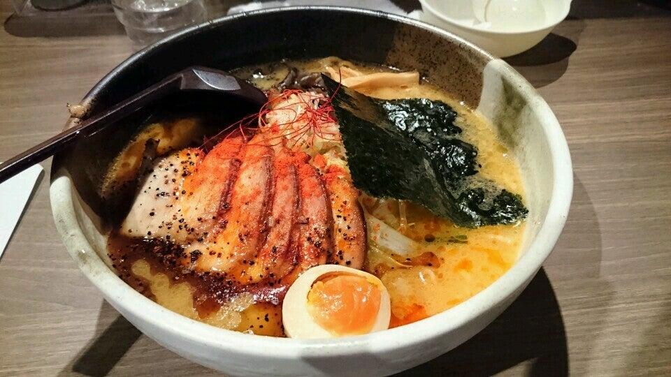 麺処 白樺山荘(札幌車站)