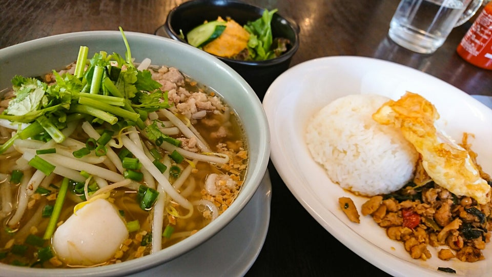 タイ料理「マンゴツリーカフェ 上野」