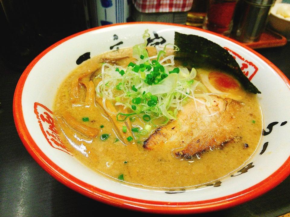 一文字拉麵/函館麺や 一文字 (湯之川溫泉)