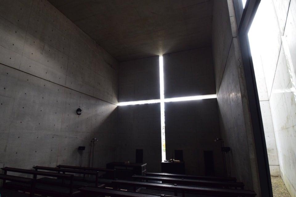 茨木春日丘教會  光的教堂