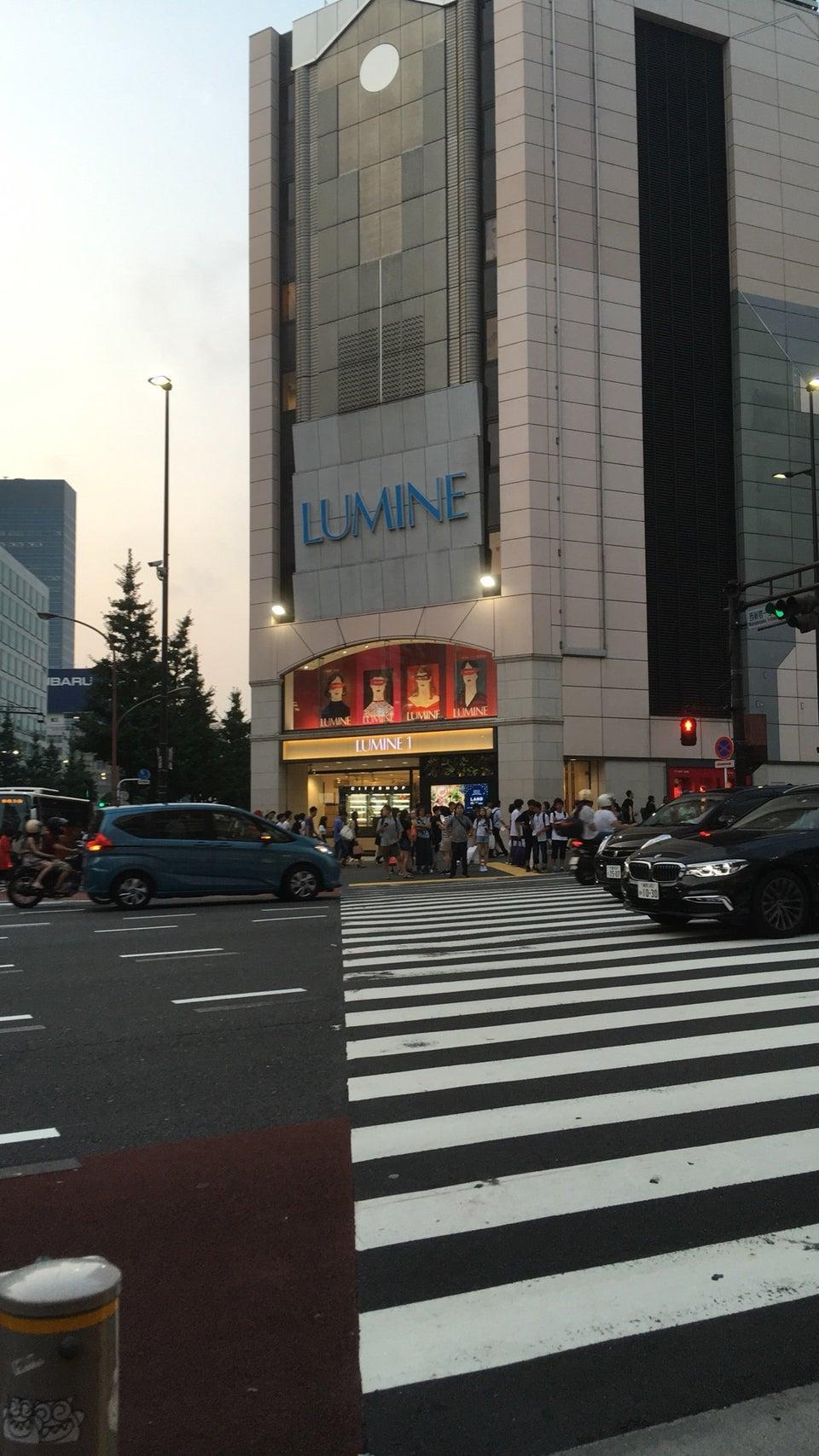 LUMINE新宿