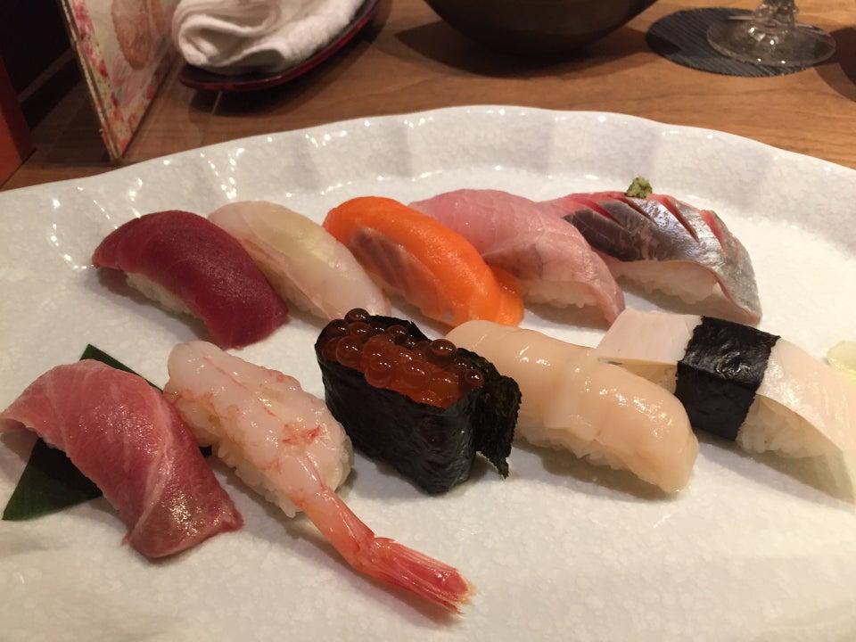 小樽政壽司 おたる政寿司