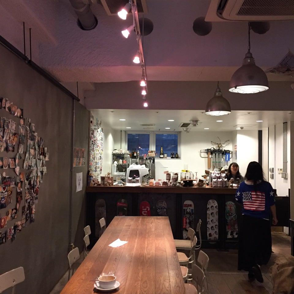 Streamer Coffee Company(原宿)