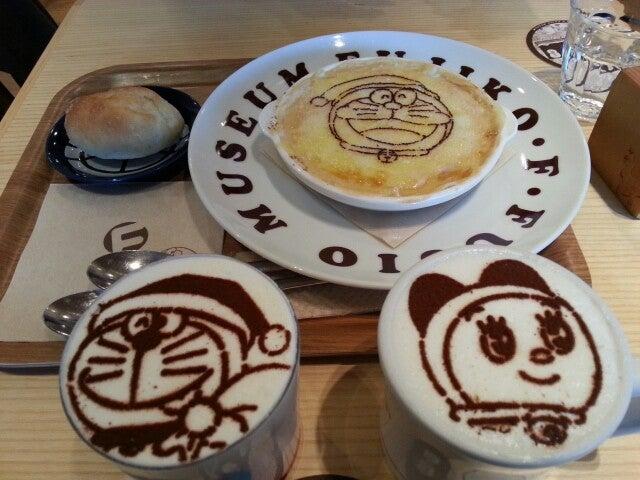 哆啦A夢餐廳 藤子・F・不二雄博物館