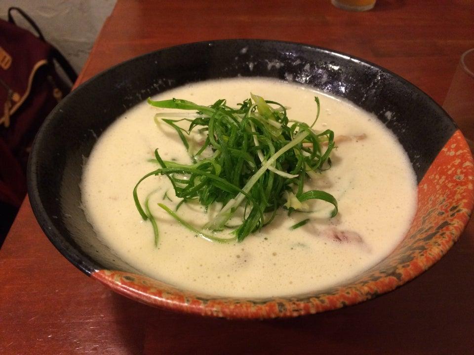 弘雅流製麵