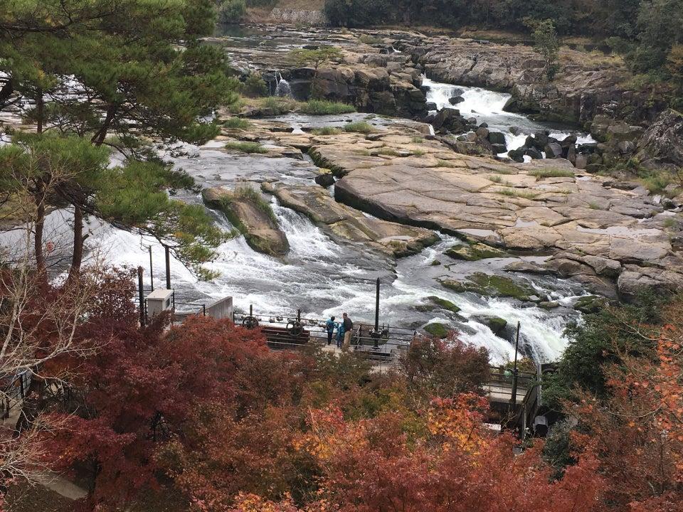 曾木瀑布公園/曽木の滝