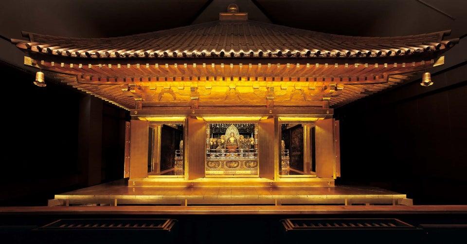 平泉—象徵佛教淨土的廟宇、庭園與考古遺址