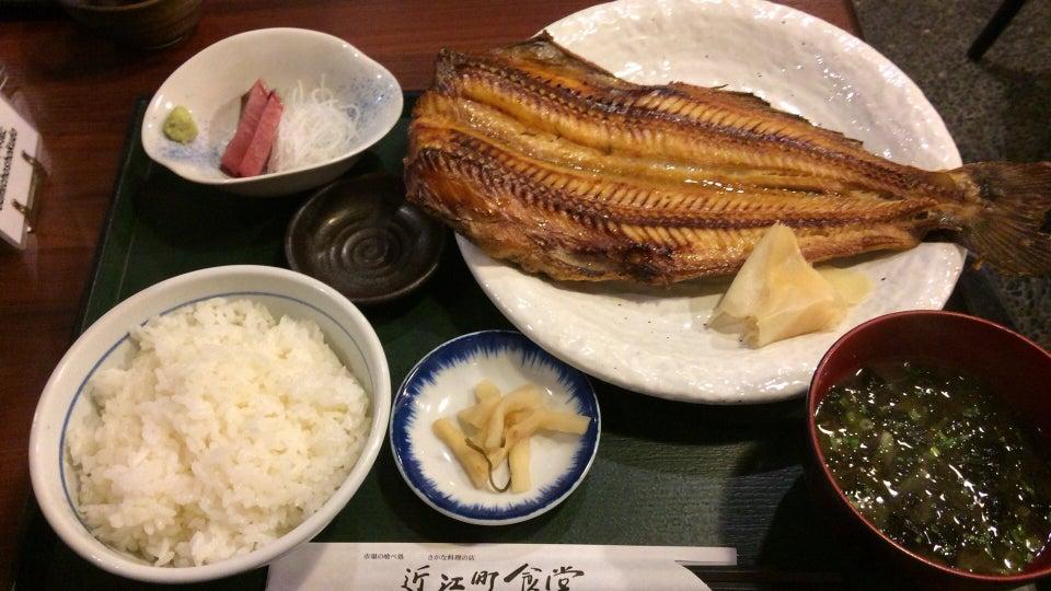 近江町食堂(近江町市場)