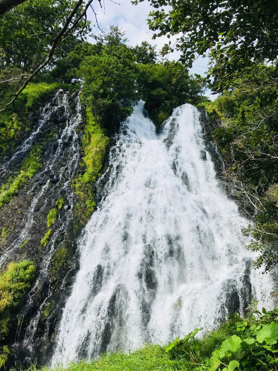 Oshinkoshin瀑布