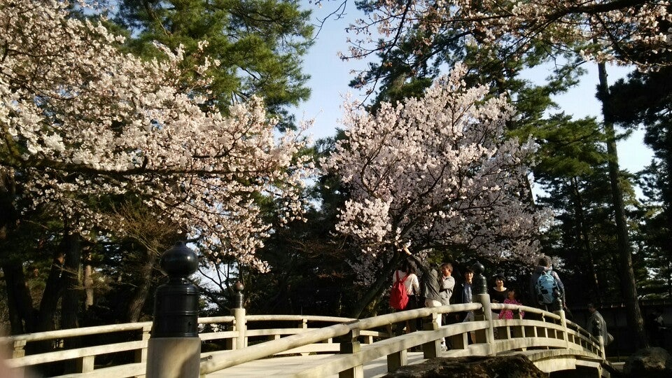 日本三大名園之一 兼六園
