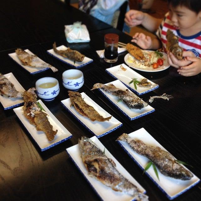 AZUMA養魚場