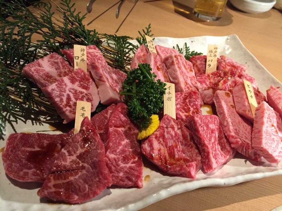 黑毛和牛 燒肉 一(心齋橋)