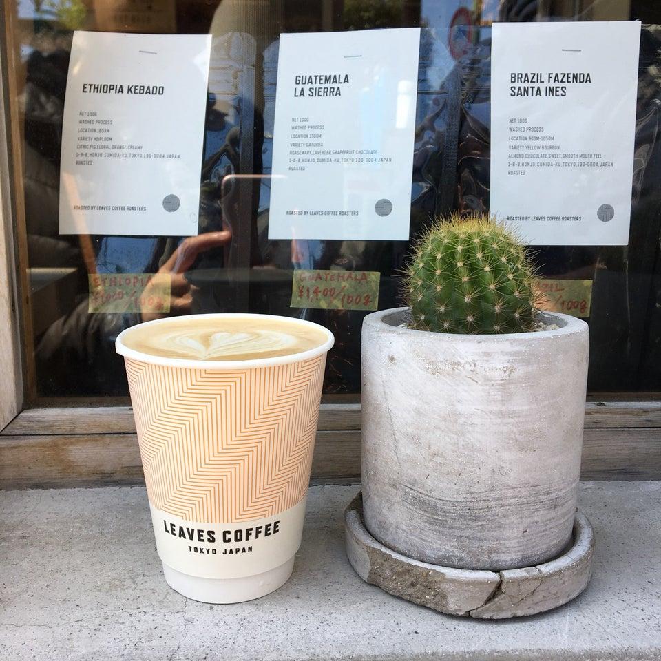 LEAVES COFFEE APARTMENT(淺草‧藏前)