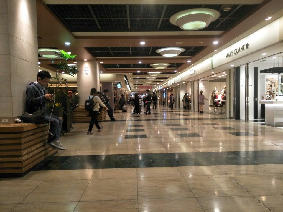 京都站前Porta地下街
