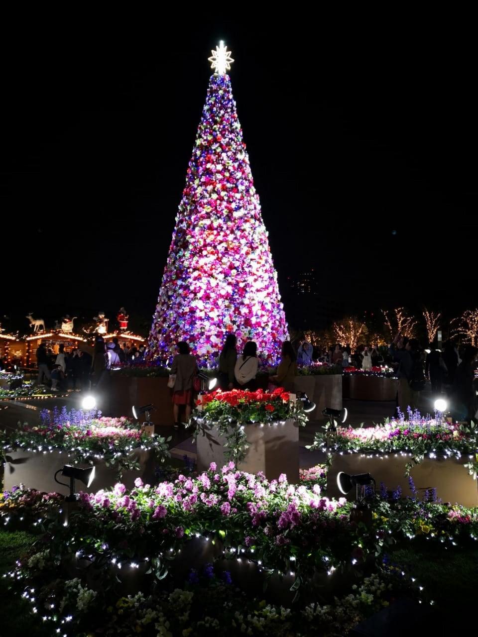 東京晴空塔 Christmas Market