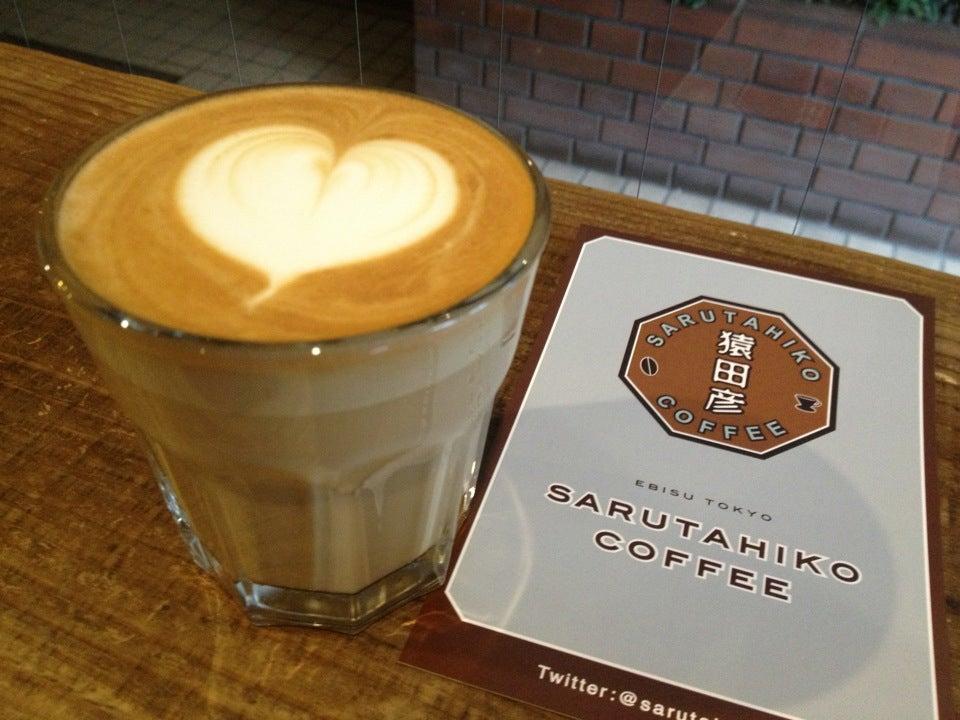 猿田彦咖啡 Sarutahiko Coffee(惠比壽)