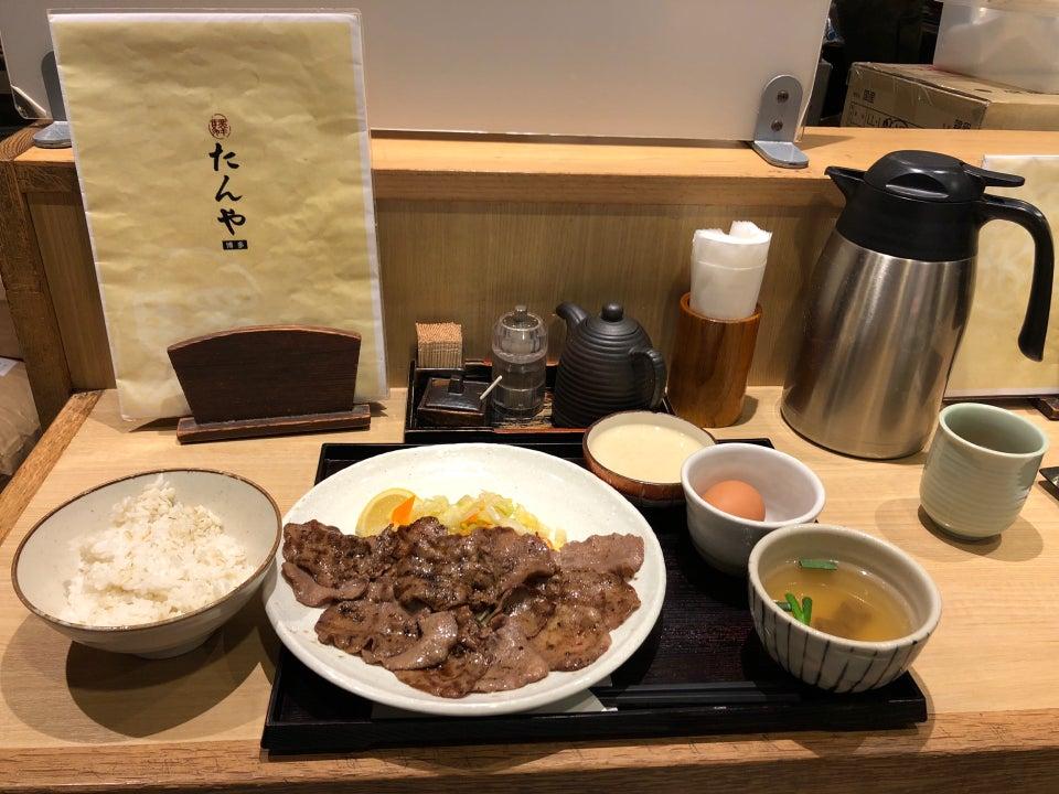 牛舌早餐 たんや博多 TANYA HAKATA