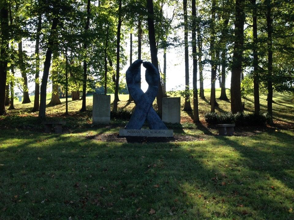 Photo of Indiana AIDS Memorial