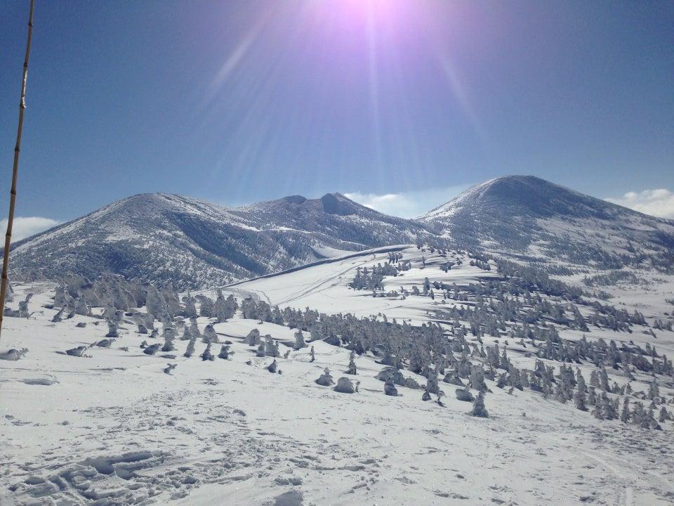 八甲田滑雪場