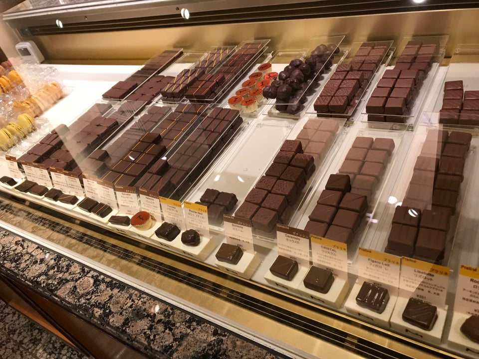 La Maison du Chocolat丸之內店(ラ・メゾン・デュ・ショコラ)