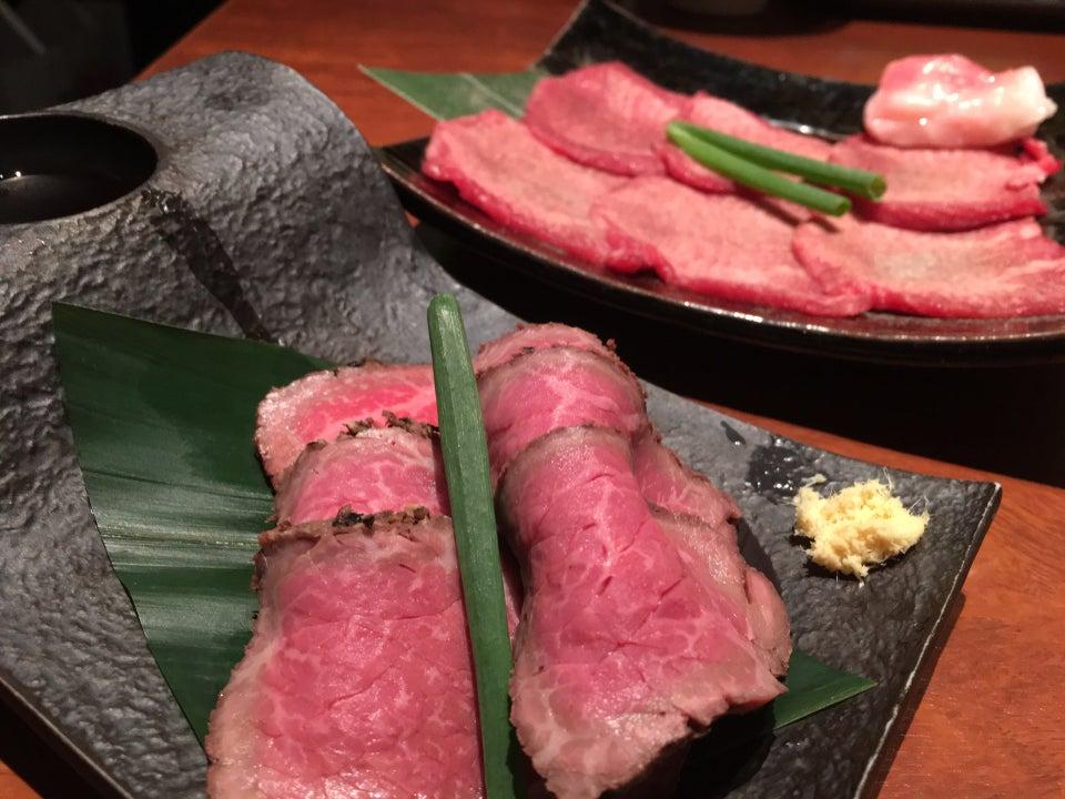 燒肉 一丁(難波)