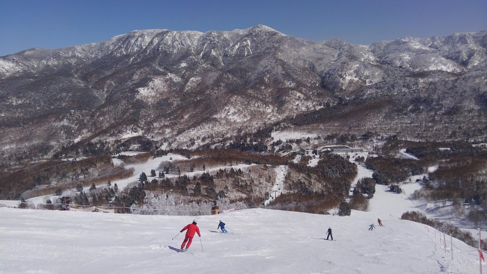 志賀高原 燒額山滑雪場