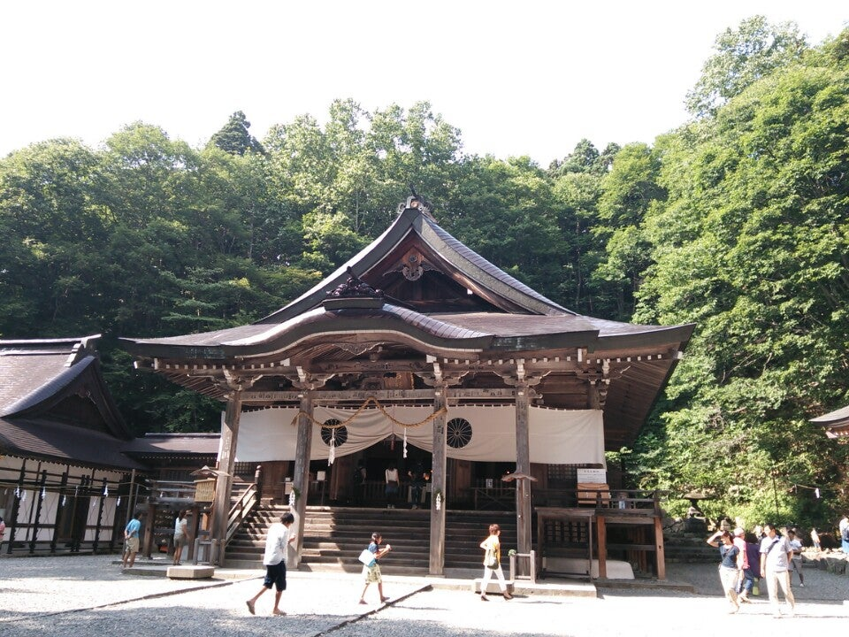 戶隱神社1