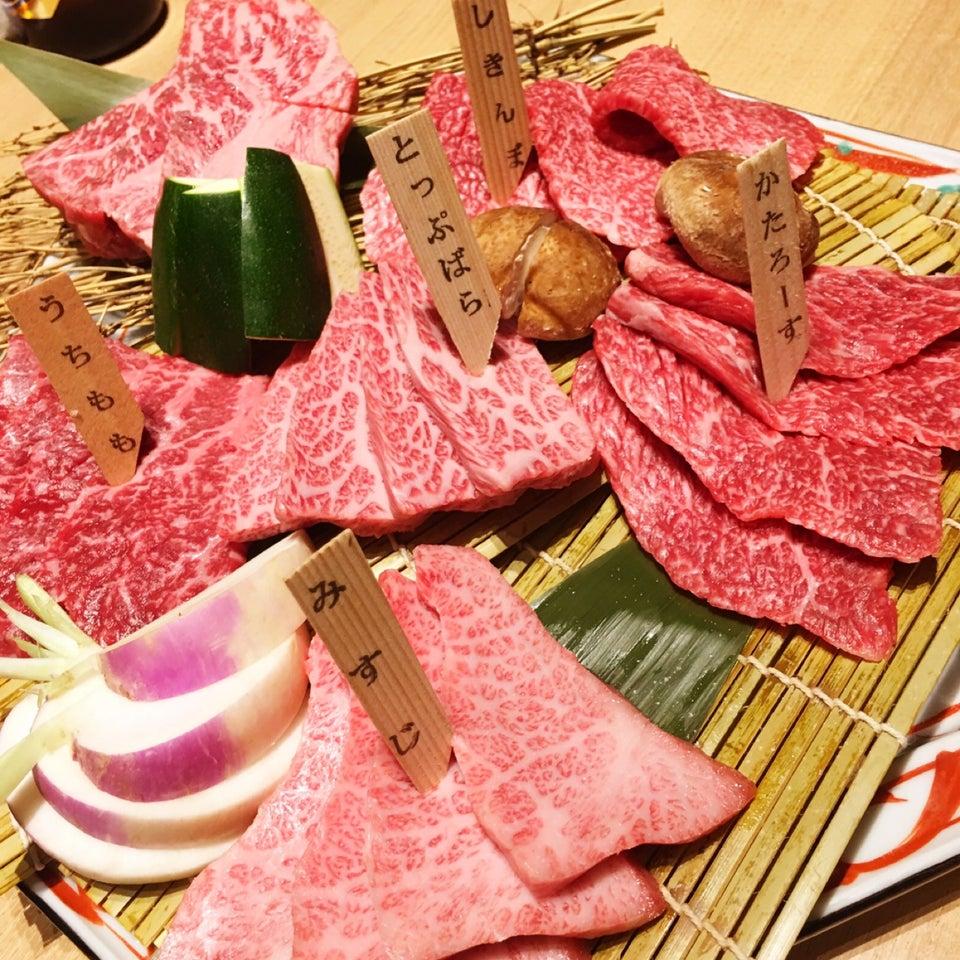 尾崎牛焼肉 銀座 ひむか