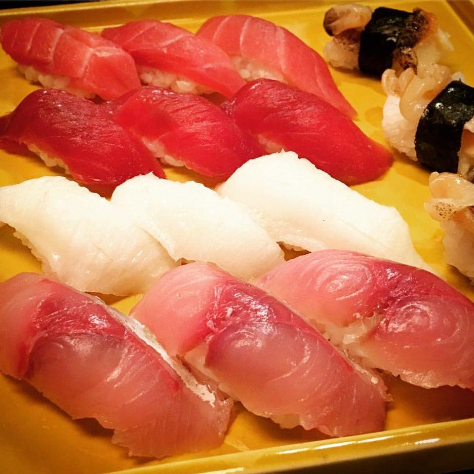 鮨でですけ 鮨DEDESUKE