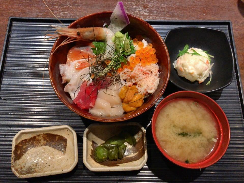 北海道食市場 丸海屋 PASEO店(札幌車站)