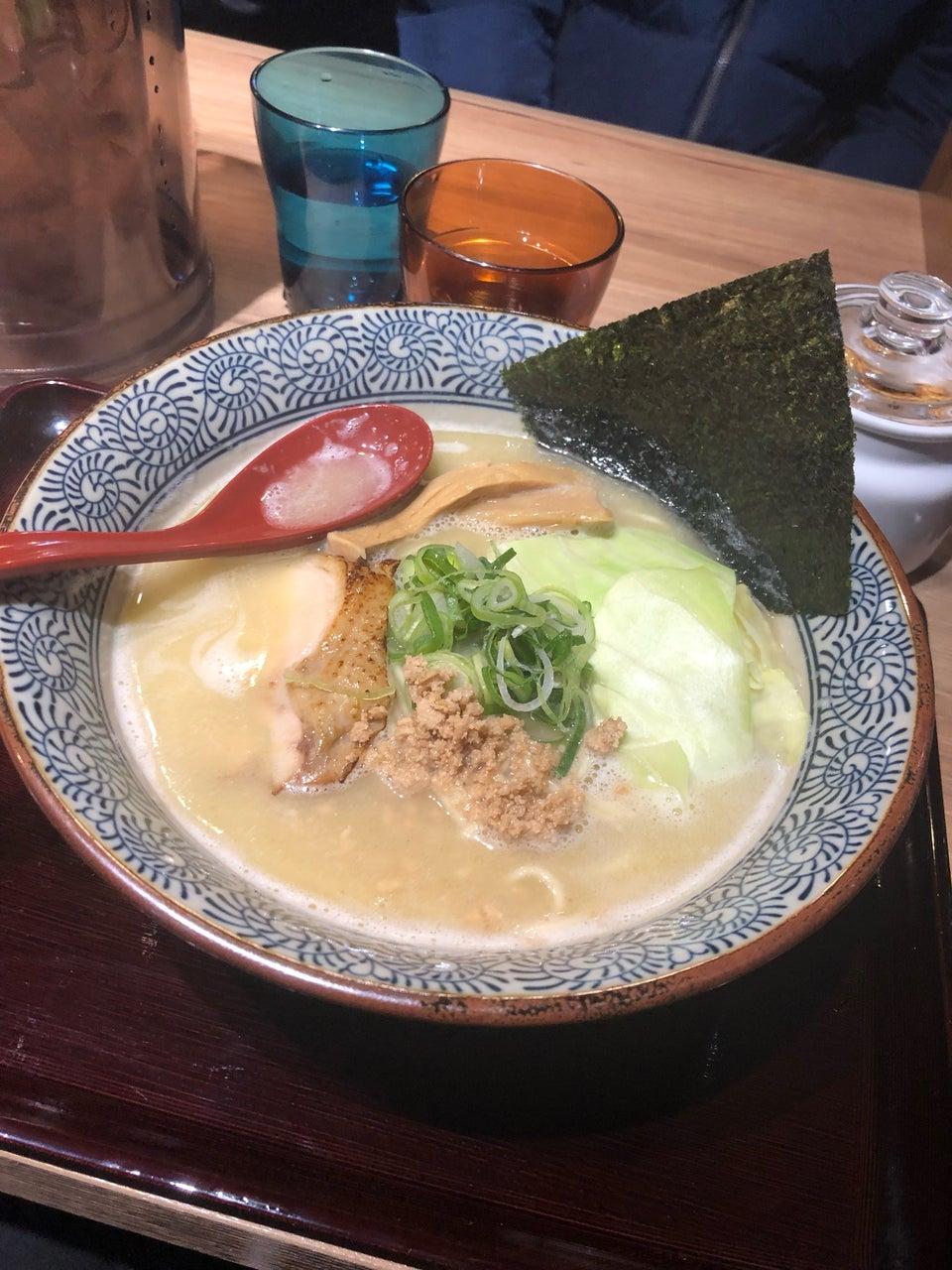 鶏そば かぐら屋(KAGURAYA)