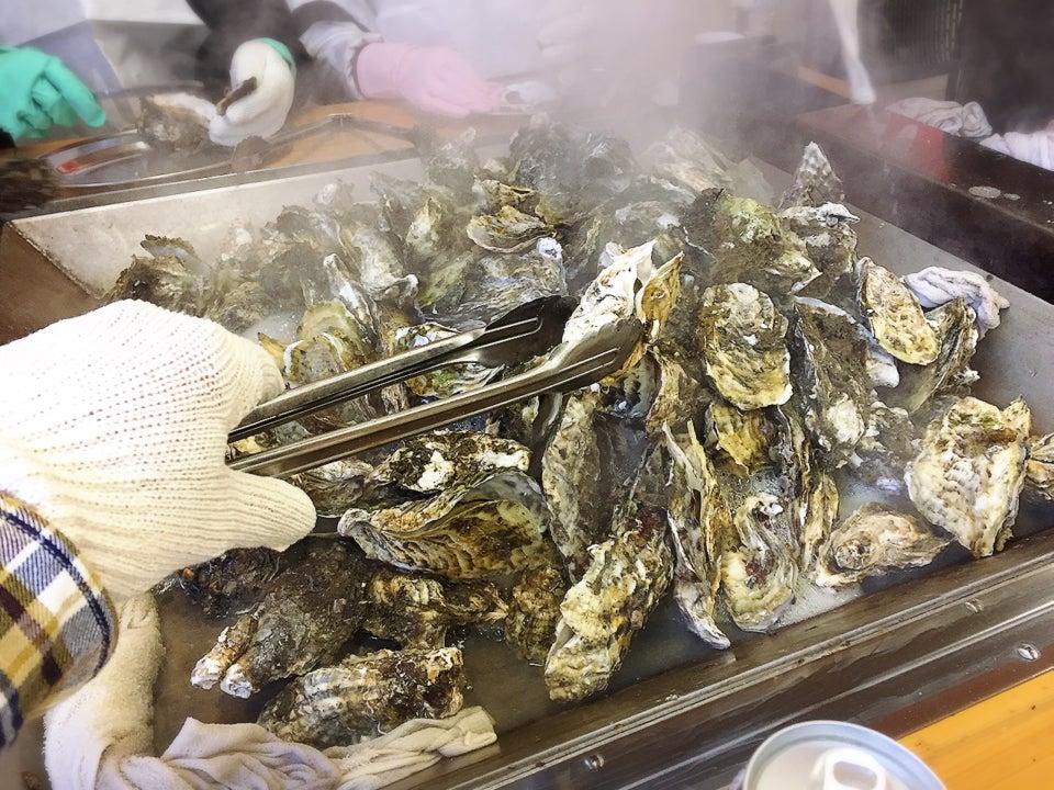 牡蠣小屋 松島觀光協會 かき小屋 松島観光協会