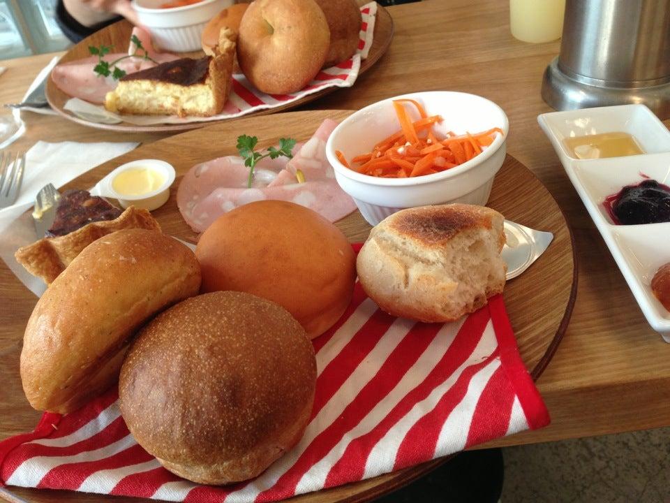 パンとエスプレッソと/Bread, Espresso &