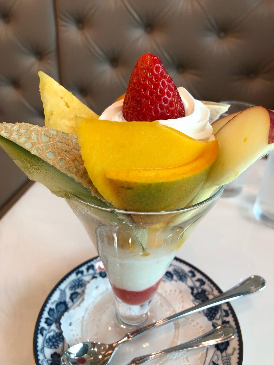 銀座千疋屋 銀座本店 Fruit Parlor