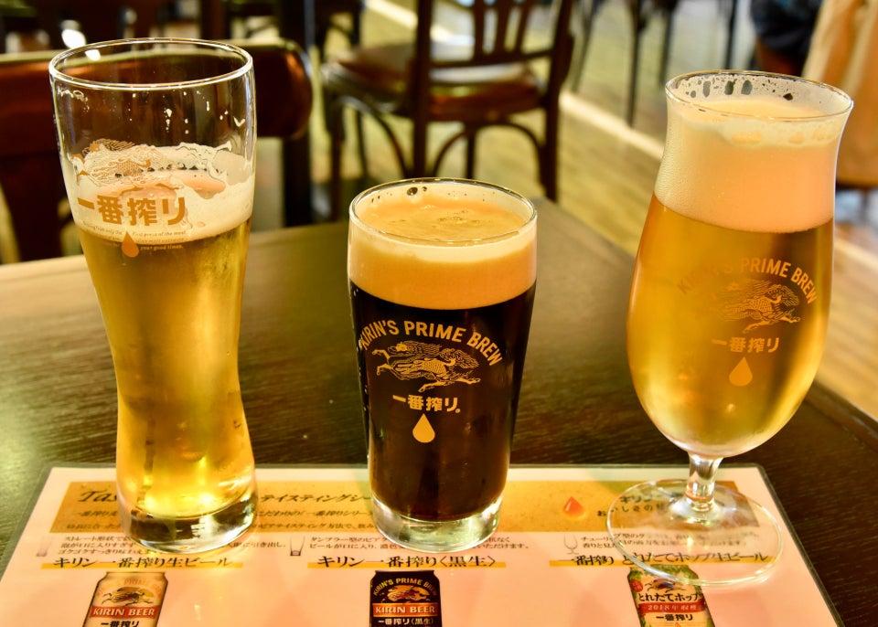 橫濱麒麟啤酒工廠2