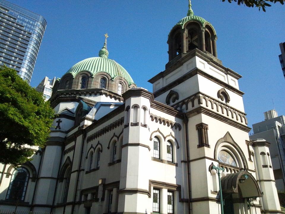 東京復活大聖堂 尼古拉堂