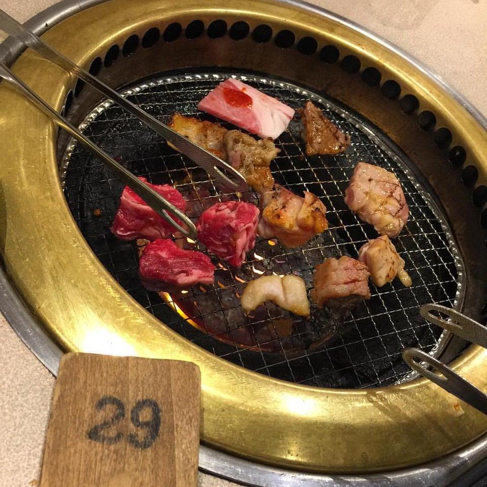 啾啾燒肉 / じゅうじゅうカルビ(五條 高倉)