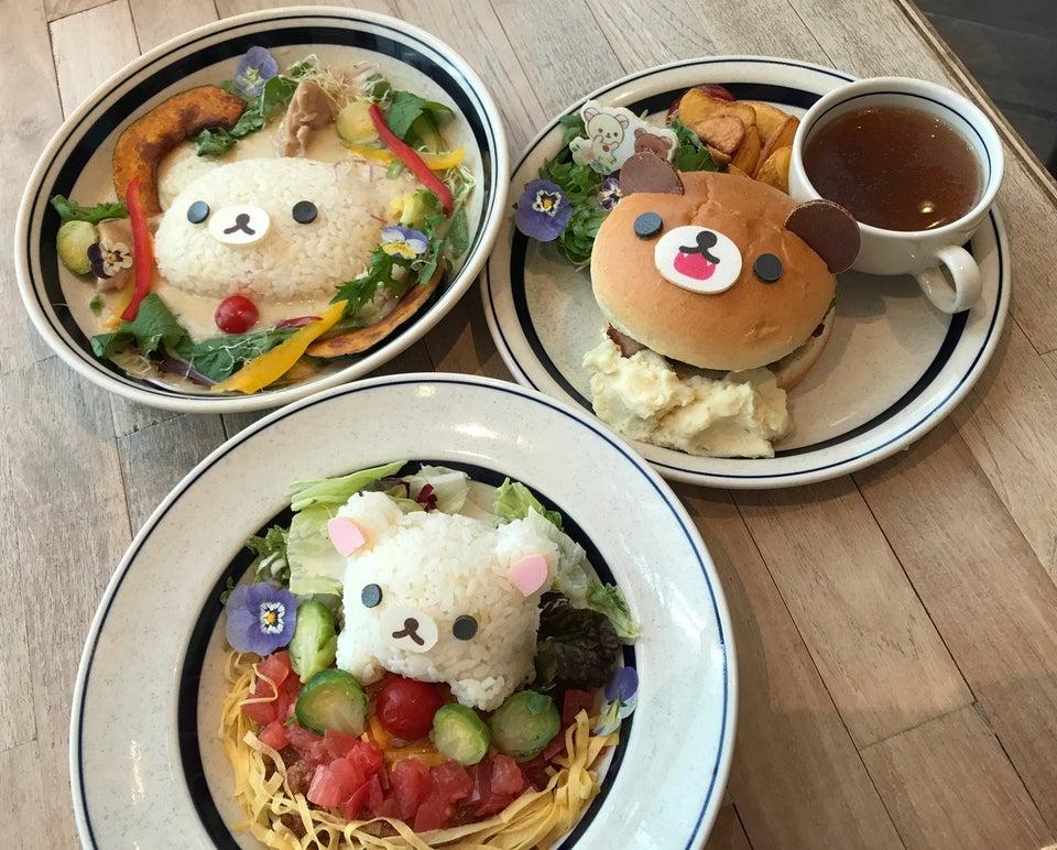 HANDS CAFE 梅田